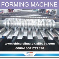 Easy-operated Carriage Car Plate Roll Forming Machine