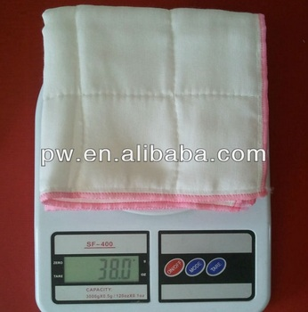 100% Cotton Gauze Towel Baby Face Towel Table Washing Cloth