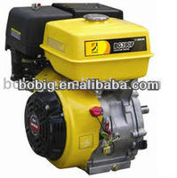 AC single cylinder direct-injection diesel engine