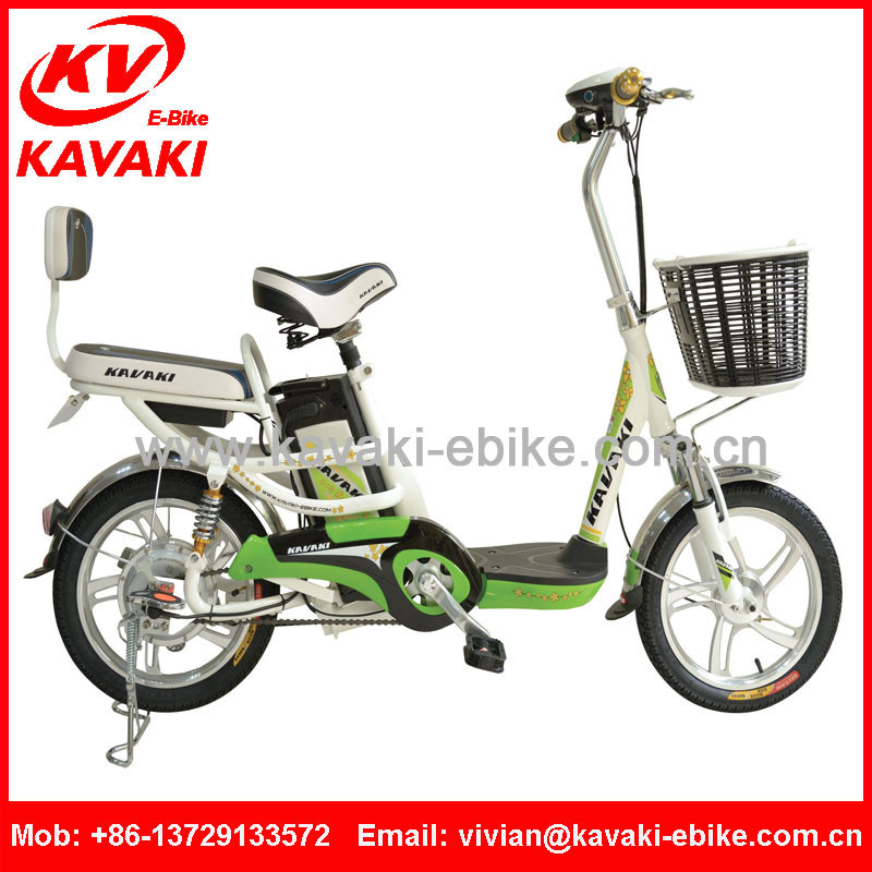 2015 KAVAKI Brand Modern Design Reasonable Price 48V250W Aluminum Alloy Electric bicycle Electric 2 wheel Bike