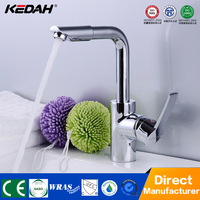 Cheap brass single hole single handle china water ridge kitchen sink faucet with stainless steel flexible hose