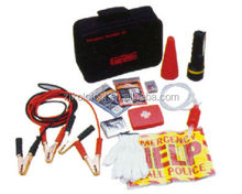 Many Parts Winter Car Emergency Kit