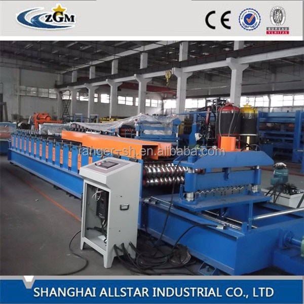 PVC Corrugated Roof Tile Sheet Extruding Machine/Corrugate Sheet Production