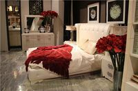 2015 Canton FairJB16-31 european style dream beds from JLC furniture