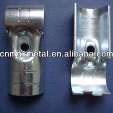 High Quality OEM Customized Stamping Galvanized Metal Pipe Joint Clamp