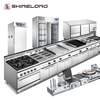 Industrial Quality Stainless Steel Commercial Hotel