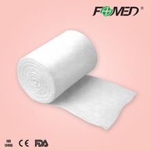 High Quality Medical Disposable Surgical Absorbent Cotton Gauze Roll