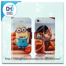 Made in China Best Quality Smart Phone Case with Nice Printing and Custom Mobile Phone Case Packaging