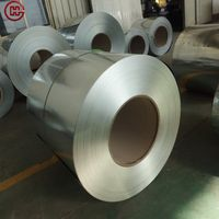 Zero spangle SPHC zinc coated chromated unoiled galvanized steel coil