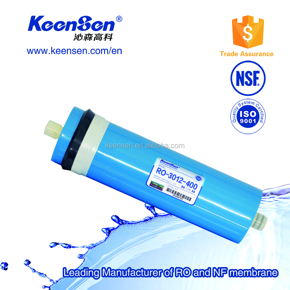 Keensen RO-3012-400 ro <strong>membrane</strong> 400gpd domestic ro manufacturer china
