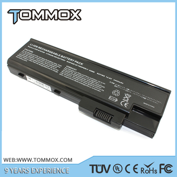 Tommox high quality Laptop Battery For Acer 4000,4500,2300 Series,Replace Bt.t5005.001