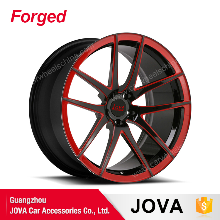 new design forged car alloy wheels 24 inch rims for sale