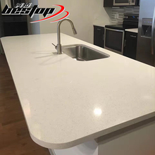 Artificial Man Made Quartz Stone Hotel Kitchen Lowes Bathroom Countertops