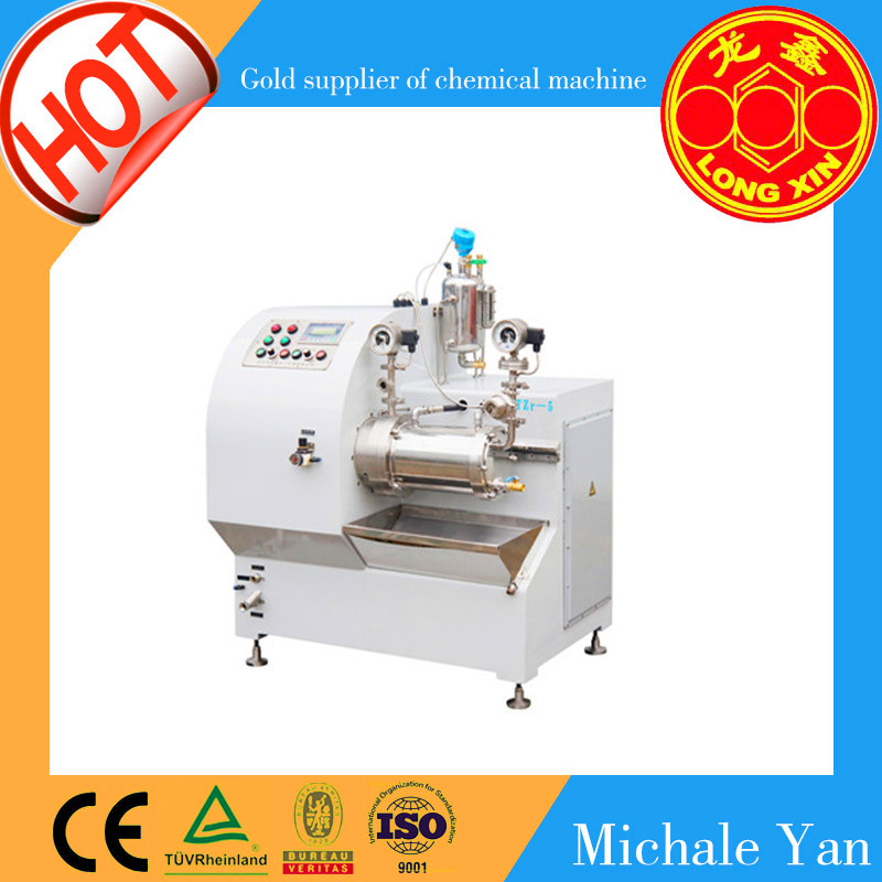 high quality bead mill changzhou longxin co.ltd with ce iso bv tuv certification