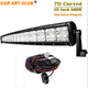 New products popular led light bar for trucks atvs auto parts