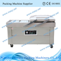 DZ-400/2SB gas injection vacuum packaging machine
