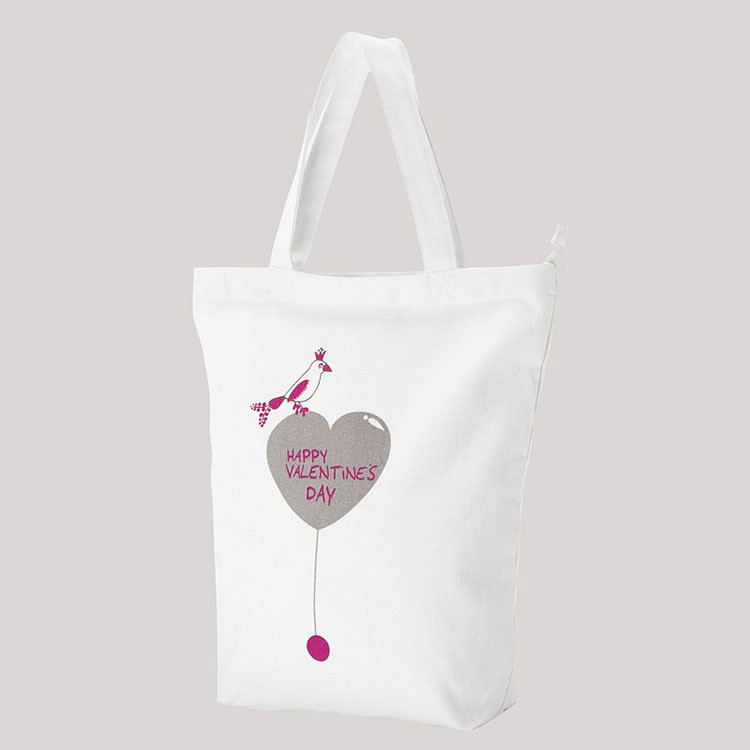 Custom reusable cotton bag promotion printed logo portugal