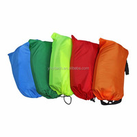 Factory customize quick 10 Seconds Infaltable Sleeping Bags Lazy Sleeping Bed