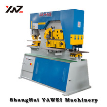 hydraulic ironworker machine with Q35Y-16 combined punching and shearing machine for sale