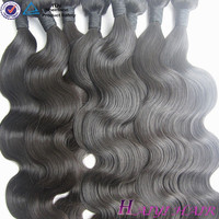 "Direct Factory Wholesale Virgin 20"" Body Wave 100 Percent Indian Remy Human Hair $33.2"