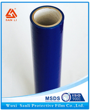 Factory directly sell self adhesive window glass pe mulch film