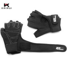 Free sample 2018 New sport fitness weight lifting gym training crossfit gloves