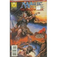 Magic The Gathering Comic Book: Shadow Mage #1