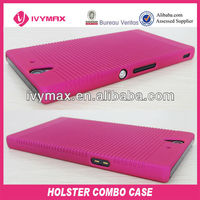 2013 new plastic phone accessory for sony Xperia Z L36h cellular covers for chinese