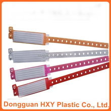 HXY Direct from professional manufacturer any color available hemophilia medical alert bracelet