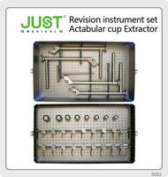 JUST Revision THA Instrument Set Acetabular cup removal minor surgery instrument