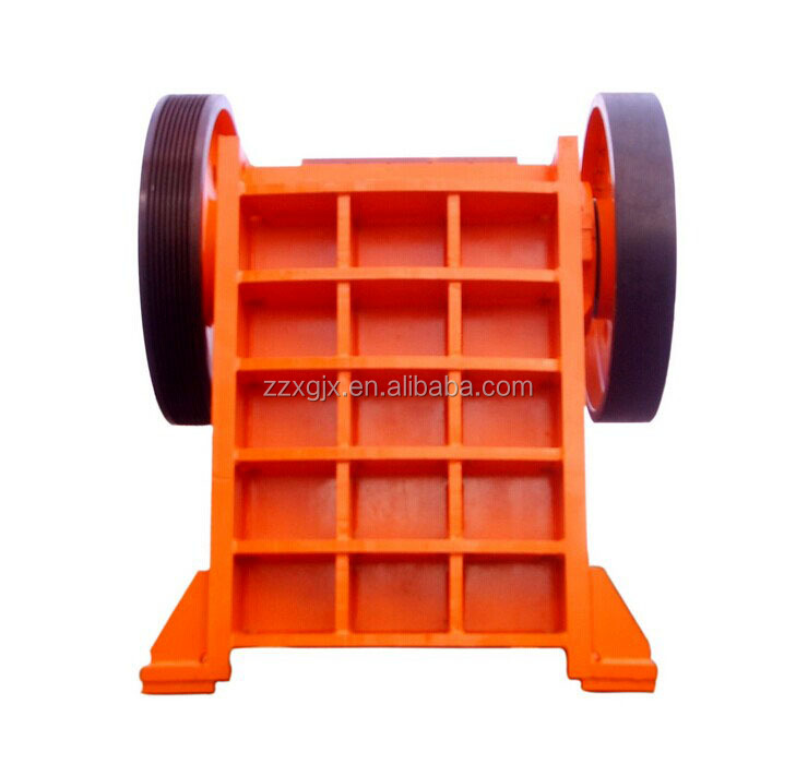 2014 China Large Productivity jaw crusher main shaft