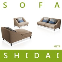 modern french sofa / lifestyle living furniture sofa / french furniture style sofa G179