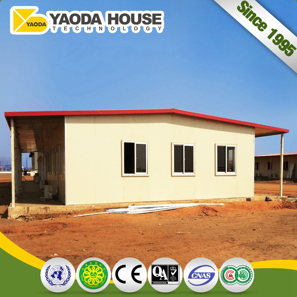 Quickly Assembled Economical Prefab Portable Construction Modular Home Quality Guaranteed Prefab Quick Build Houses