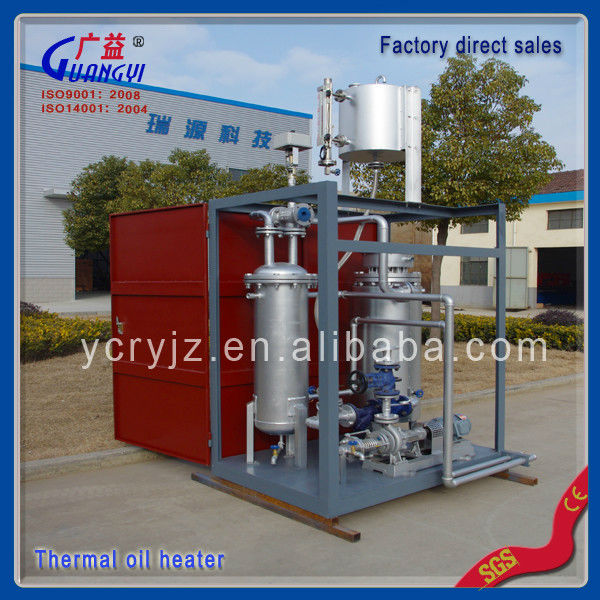 electric oil fired heaters for wood presses,factory direct sell