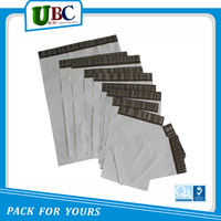 polythene courier satchels, mailing poly bag