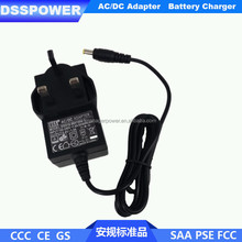 8.4V1000mA BS plug constant current and voltage li-ion battery charger