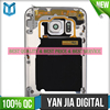 Bezel Metal Middle Housing Frame Chassis Parts For Samsung Galaxy S6 G9200