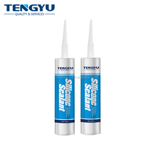 Glue glass silicone sealant waterproof