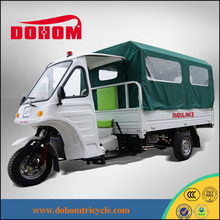 Medical Motorcycle Ambulance for First Aid in Rural Area