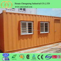 New Design Luxury Shipping Tiny Container House with Bathroom