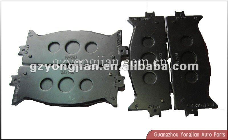 Brake Pads for TOYOTA 04465-06090 auto parts