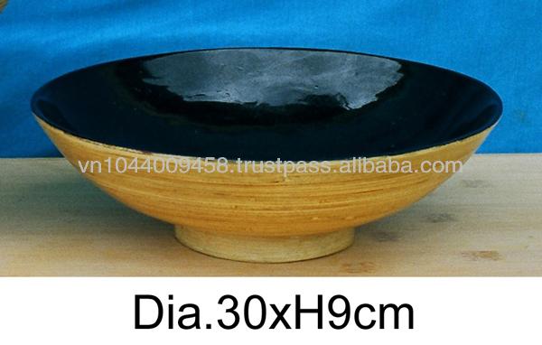 Vietnam Handmade Bamboo Bowl, Vietnam Handmade Bamboo Bowl Suppliers And  Manufacturers At Alibaba.com