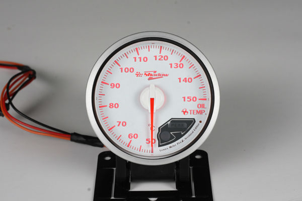 52mm 60mm Oil Temp.stepper motor auto gauge meter