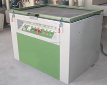 screen printing frame UV light vacuum exposing machine with vacuum