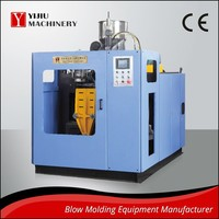 Large Production Base Manufacturer 2L Price ABS Plastic Blow Molding Machine