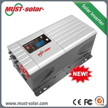 Factory Price Off Grid Solar Inverter 12v 220v 6000w with 50A PWM Charge Controller