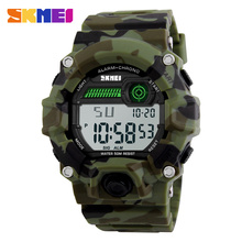 Skmei 1197 Hot selling army design digital movement watch Military sports watches waterproof