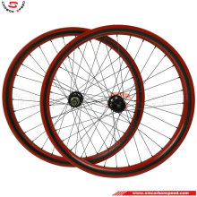 27.5 Plus MTB Wheelset Carbon Bicycle Wheels 50mm Wide for 110*15mm/148*12mm Axle