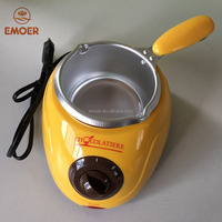 EMOER Wholesale Stock Small Order Chocolate Maker electric melting pot