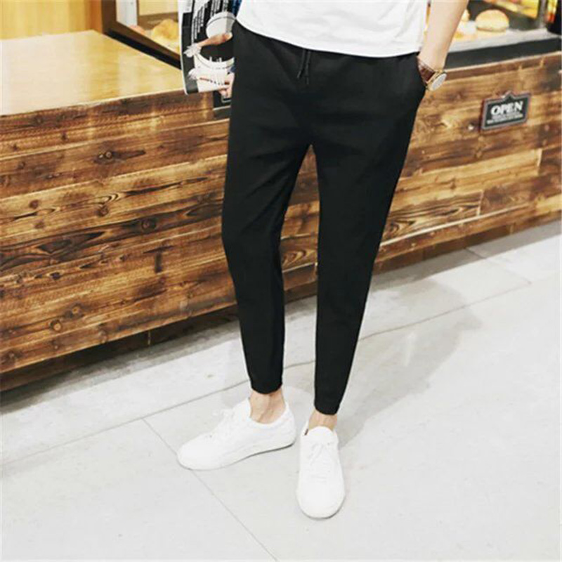 Peijiaxin Pure color pants Latest Design Men Wholesale Cheap Jeans